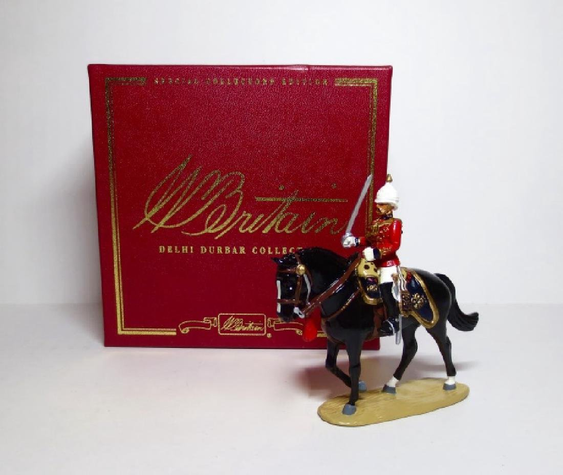 Britains Officer of the Viceroy's Bodyguard