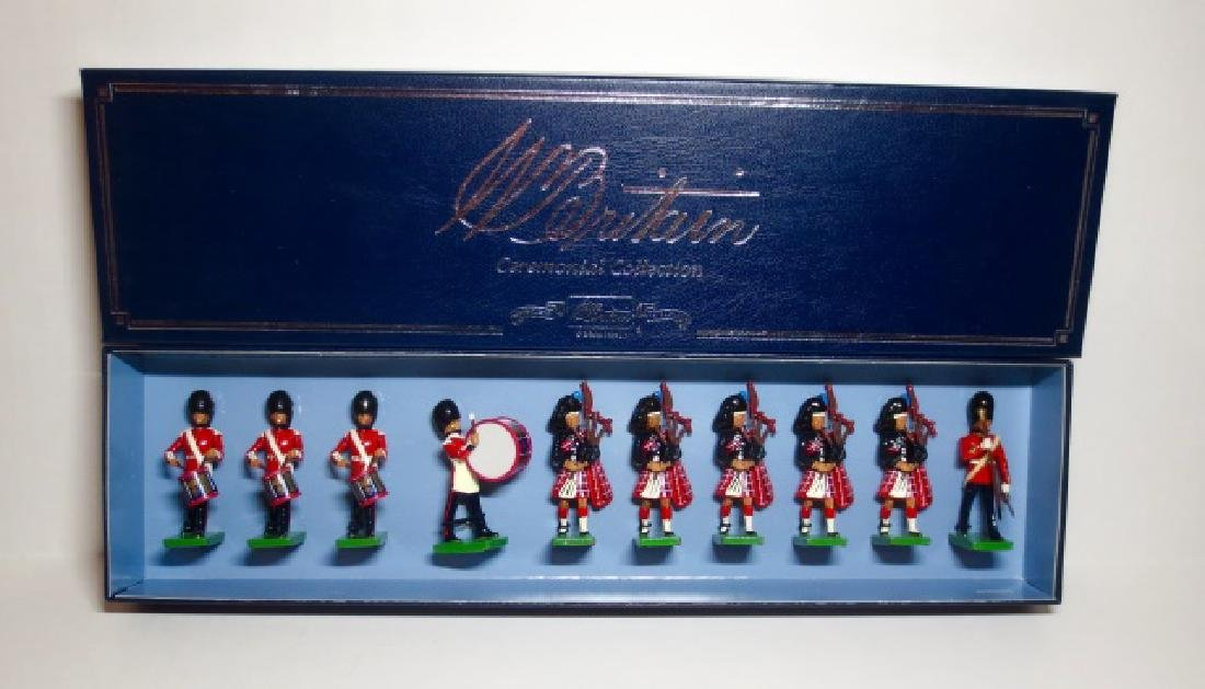 Britains Pipes & Drums of the Scots Guards