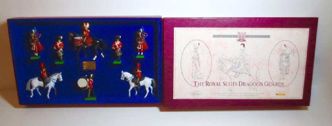 Britains The Royal Scots Dragoon Guards Set