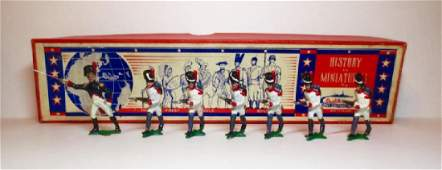 Napoleonic Infantry and Officer Set