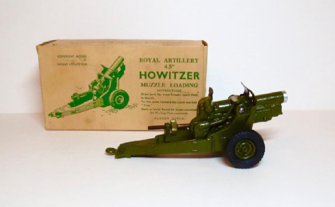 "Britains Royal Artillery 4.5"" Howitzer #1725"