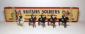 Britains Belgium Army Regiment Set #190.