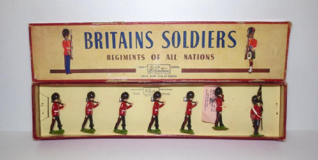 Britains Colours & Pioneers of the Scots Guards