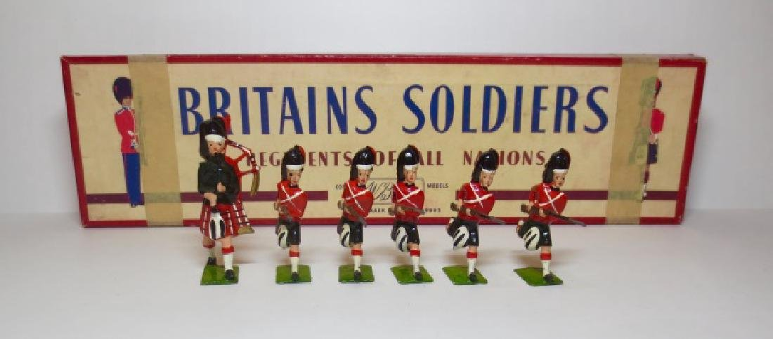 Britains The Black Watch Royal Highlanders