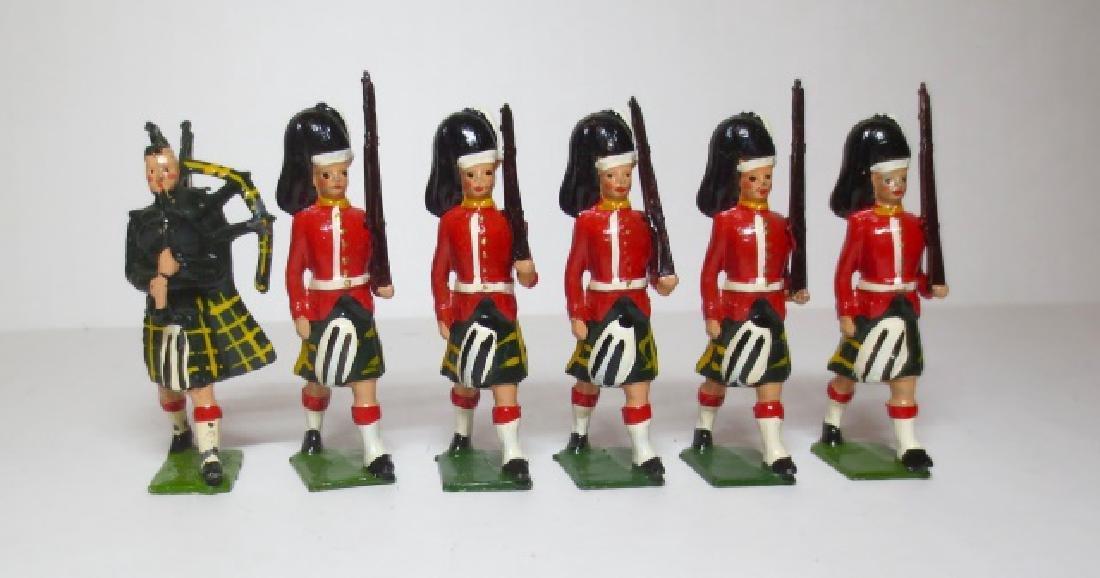 Britains Gordon Highlanders from Set #77