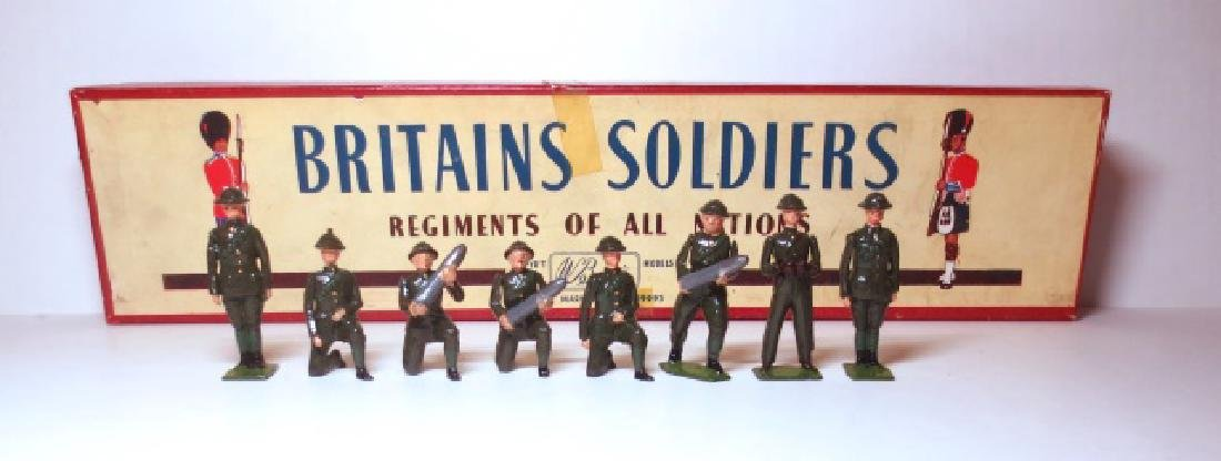 Britains The Royal Artillery Regiment Set #1730