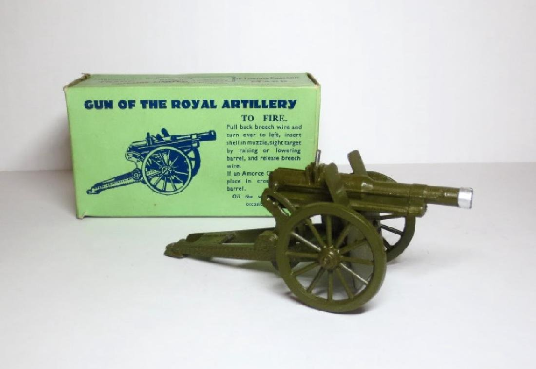 Britains Gun of the Royal Artillery #1292