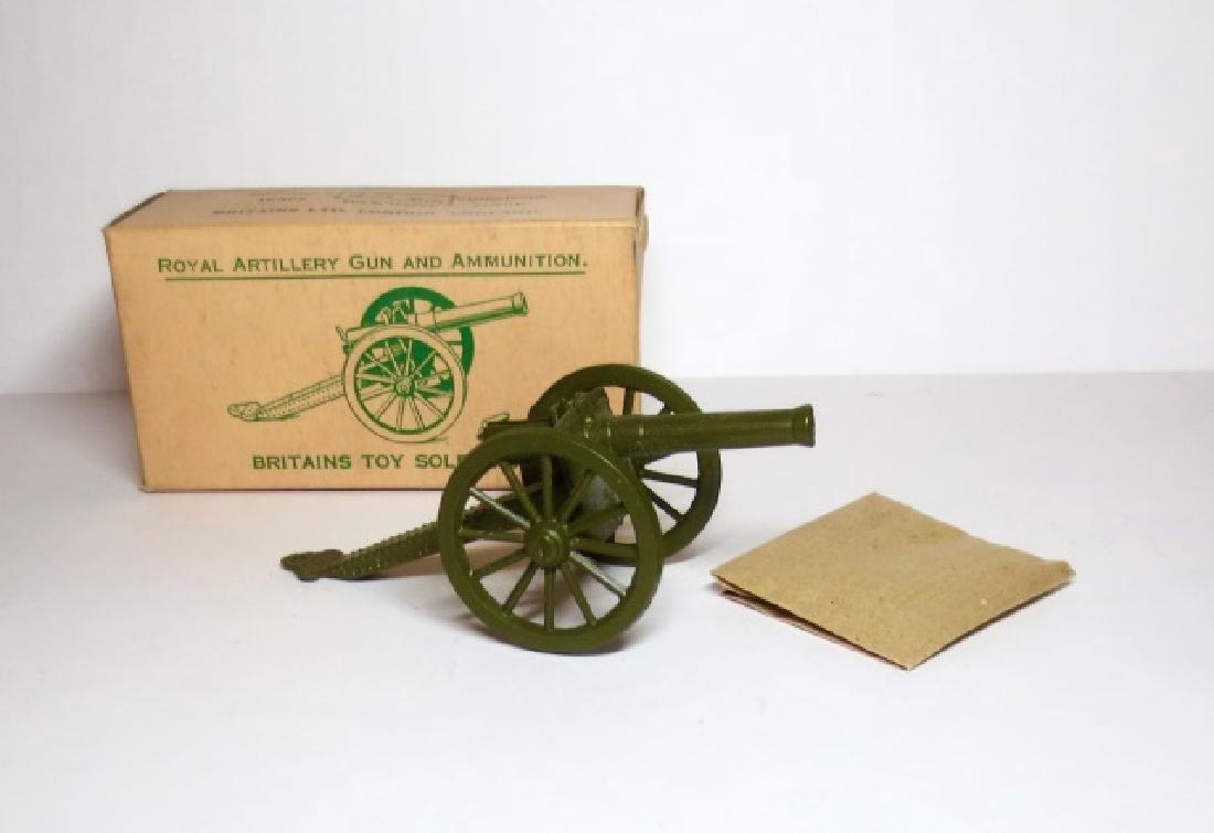 Royal Artillery Gun and Ammunition #1263