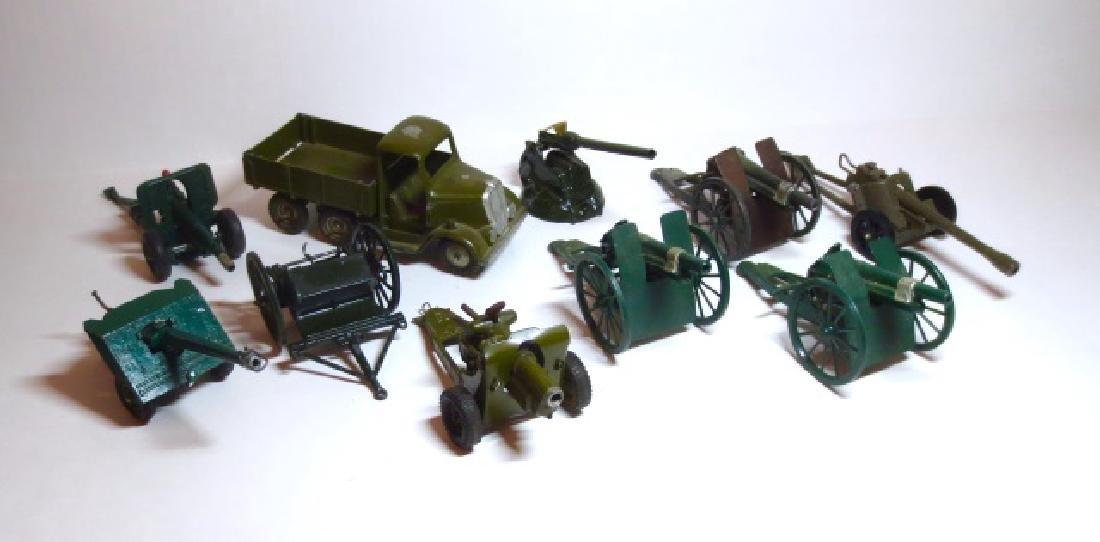 Britains Artillery & Truck Assortment