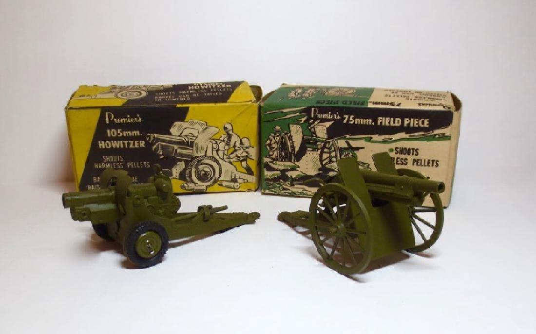Primier's Artillery Guns #113 & #112