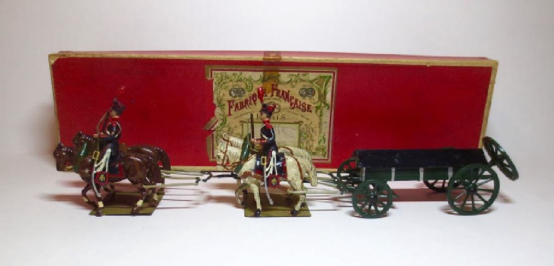 Mignot Royal Horse Artillery Set