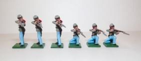 Wall Miniatures Civil War Confederates Firing