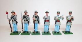 Wall Miniatures Civil War Confederates