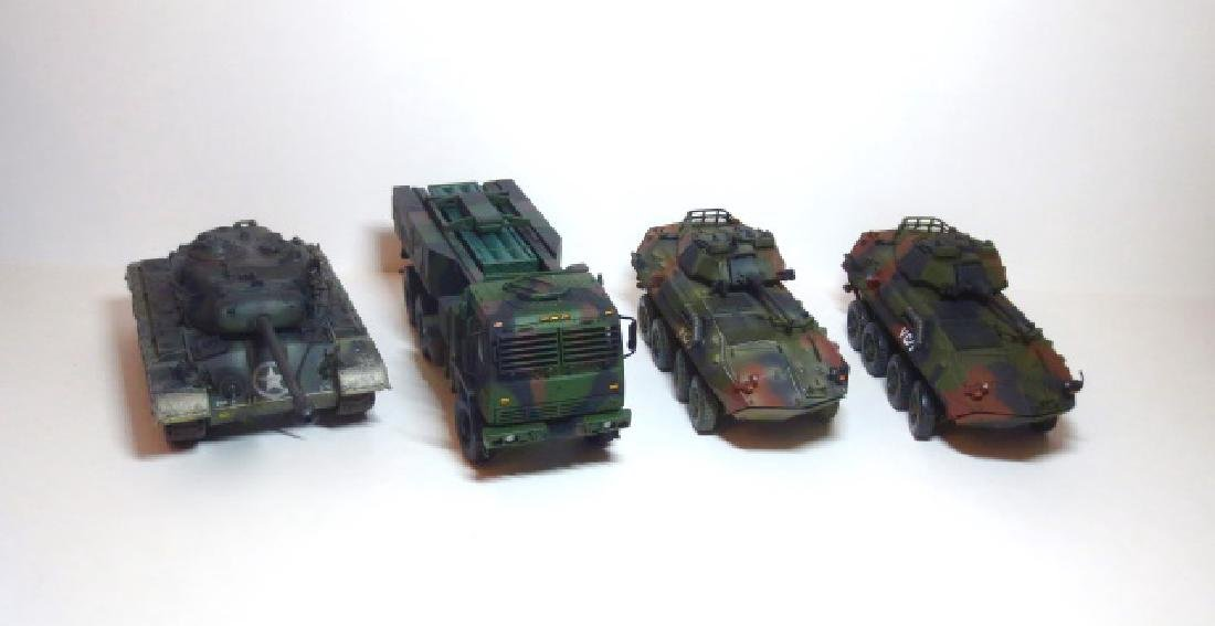 Forces of Valor Military Vehicles