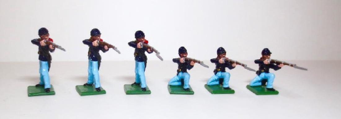 Wall Miniatures Civil War Union Infantry