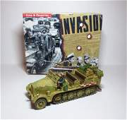 King  Country Fighting Vehicle with Driver