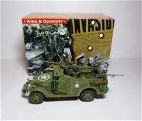 King  Country Fighting Vehicle BBA016