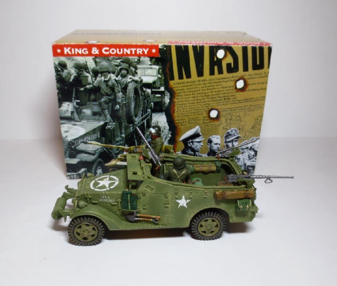 King & Country Fighting Vehicle BBA016