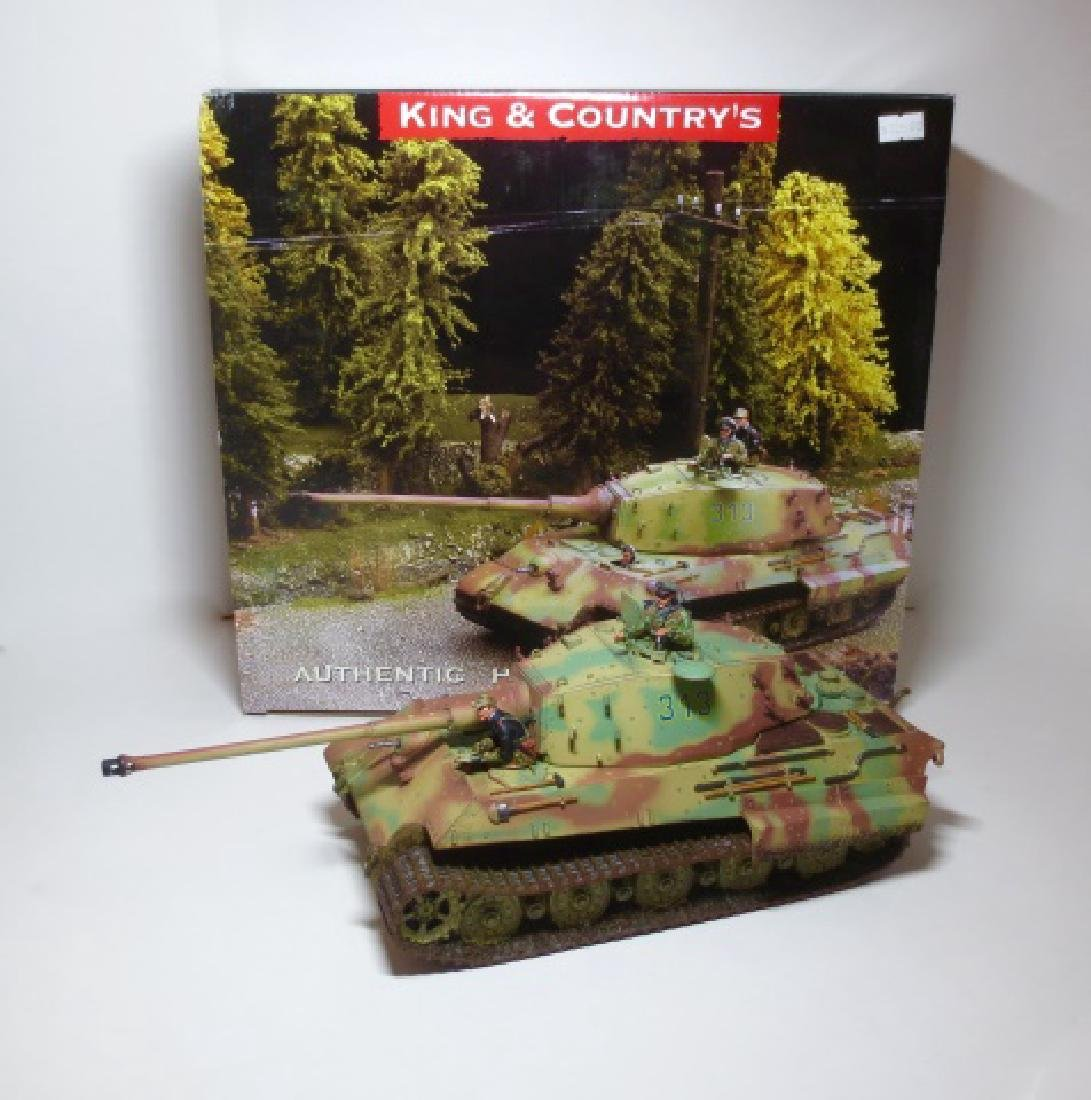 King & Country Tiger II Tank