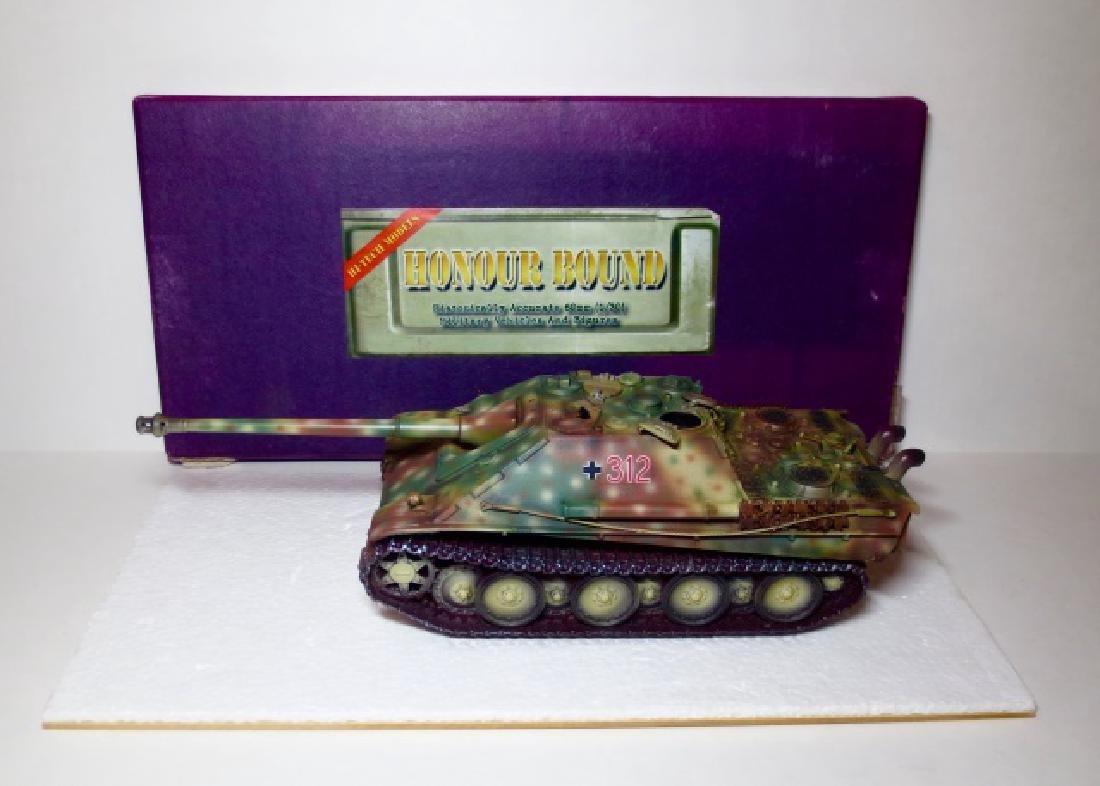 Honour Bound Military Vehicle HB15C