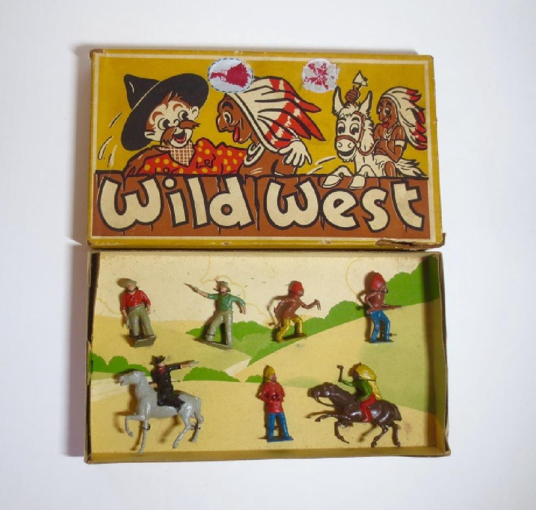 Britains Cowboys and Indians Set #212s