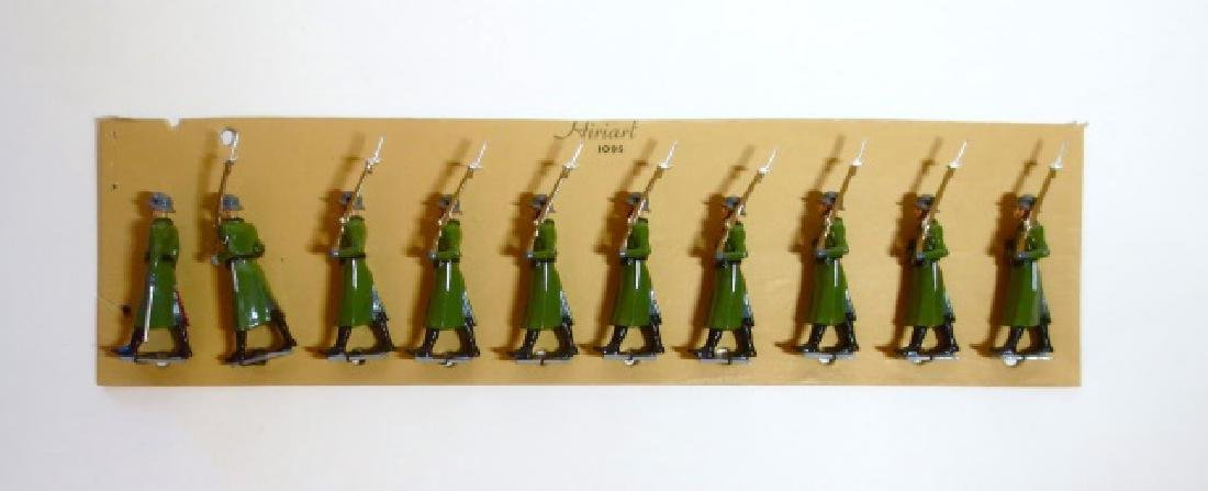 Hiriart WW2 Germans Marching Set