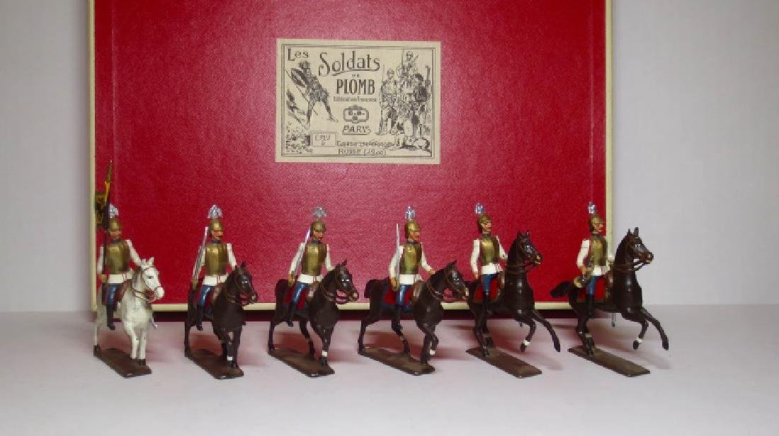 C.B.G Mignot Russian Imperial Guard Set