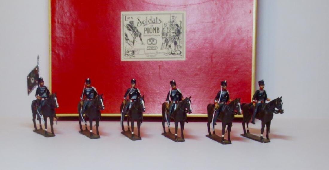 C.B.G Mignot Hussards Prussian Al'Arret Set