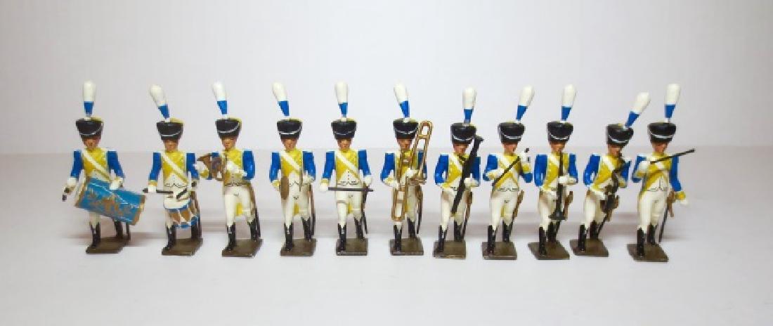 C.B.G Mignot Grenadier Guard Band Set
