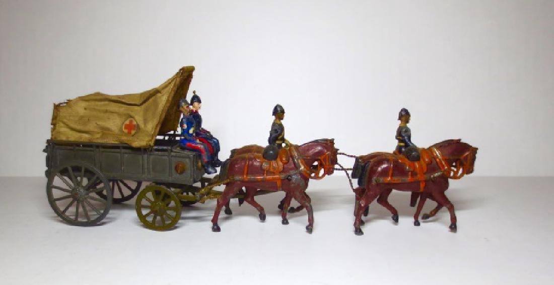 Britains Royal Army Medical Corps Ambulance
