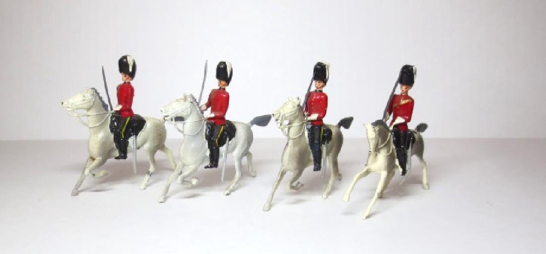Britains The Royal Scots Greys From Set #32