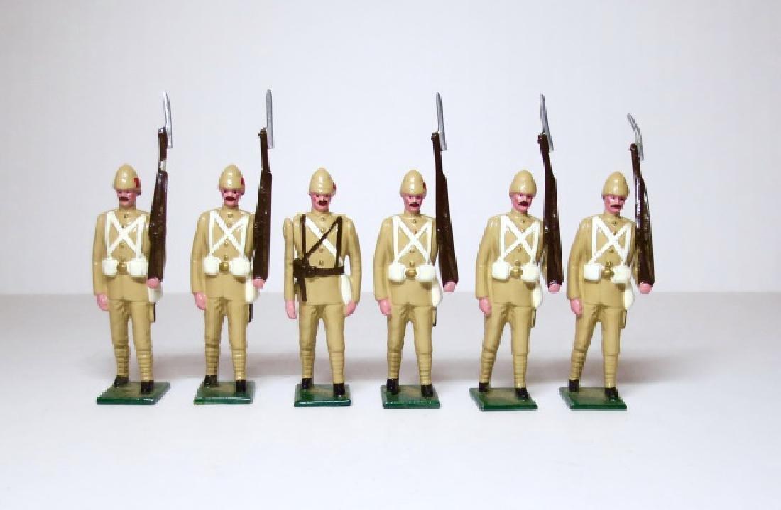 Tradition British Infantry Set
