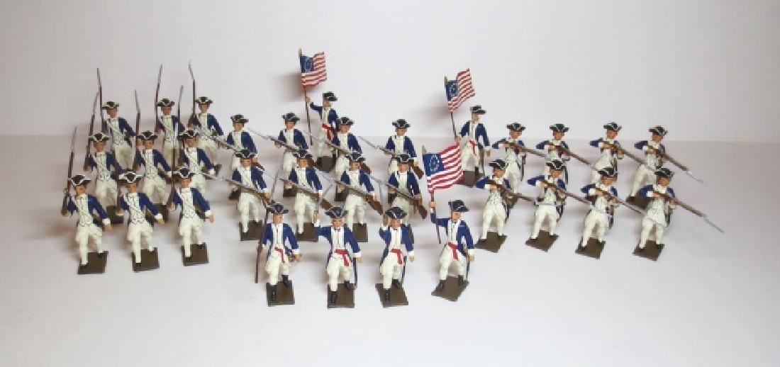 C.B.G Mignot American Revolution Assortment