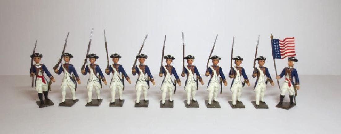C.B.G Mignot American Revolution Set