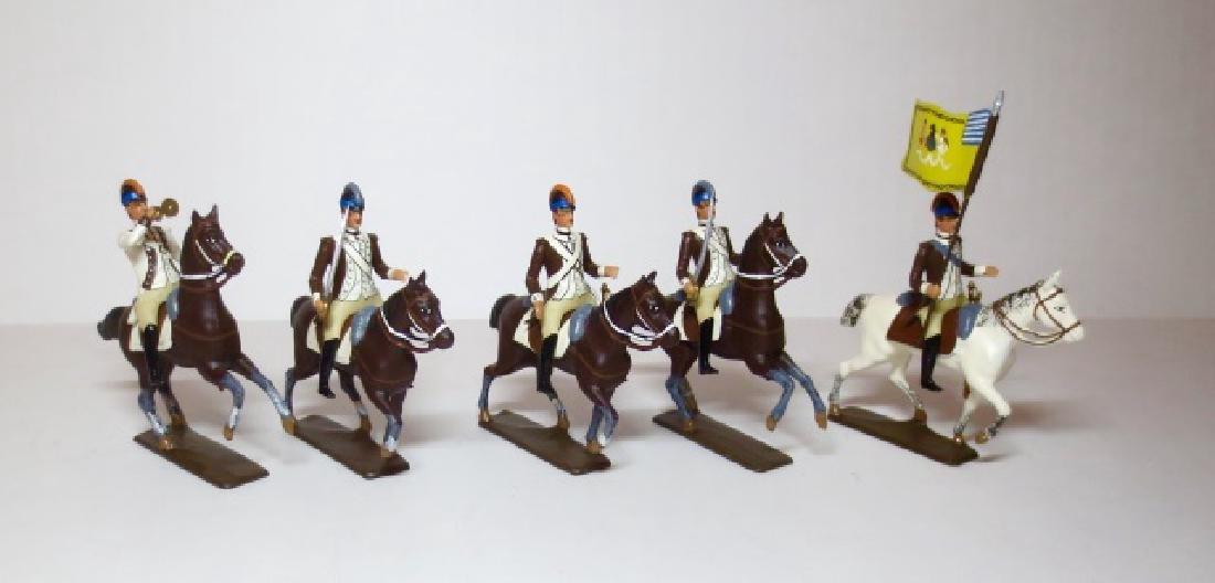 C.B.G Mignot Mounted Dragoons Set