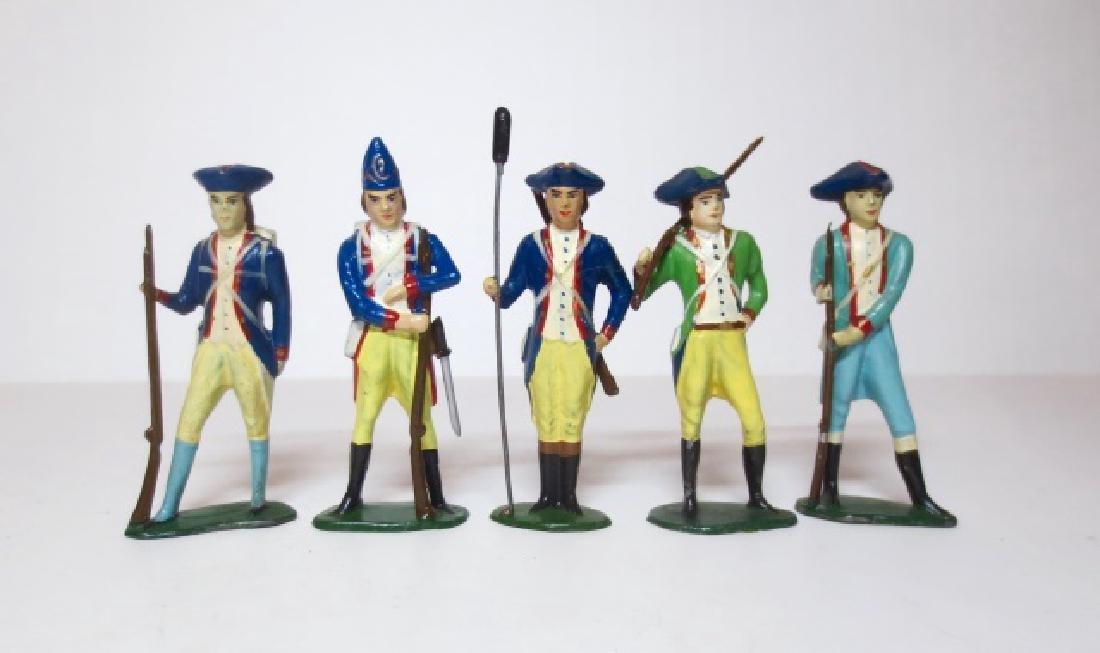 Minikin American Revolution Assortment