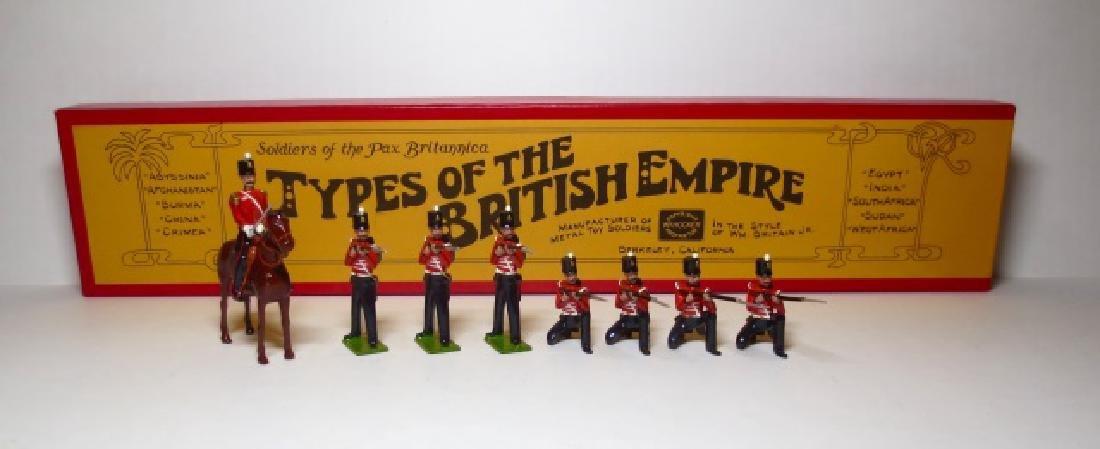 Hocker 23rd Royal Welsh Fusiliers Set #38