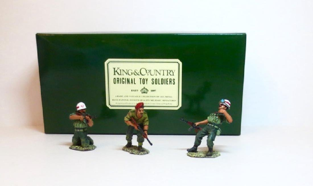 King & Country Republican Guard Military Police