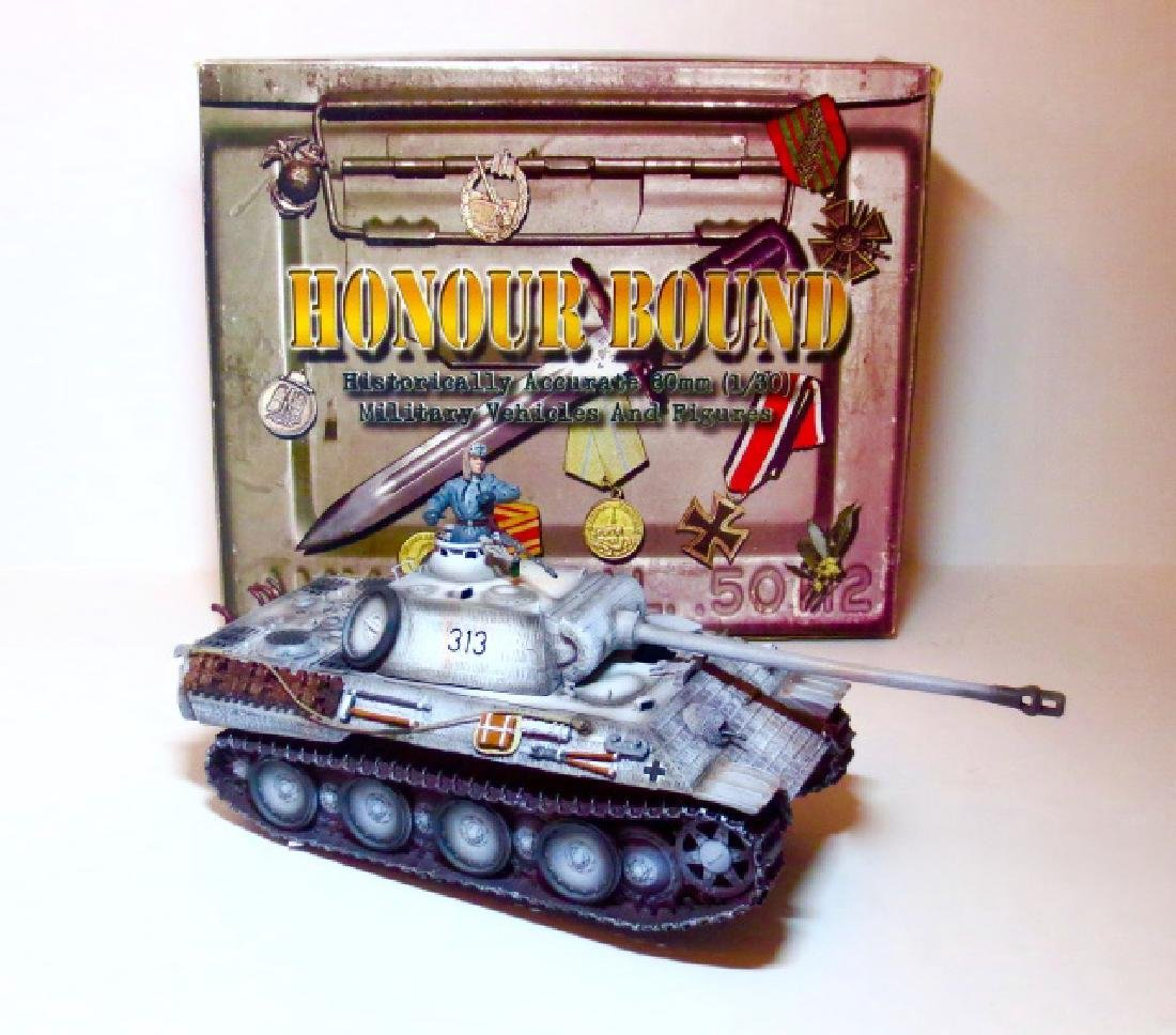 Honor Bound Winter Panther #HBO2