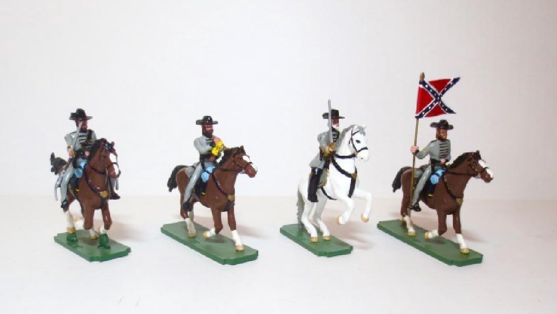 Wall Miniatures Civil War Confederate Cavalry