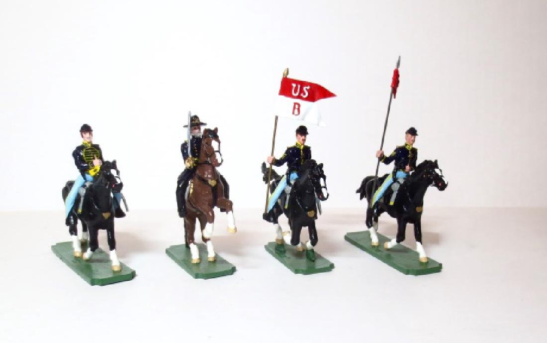 Wall Miniatures Civil War Union Cavalry