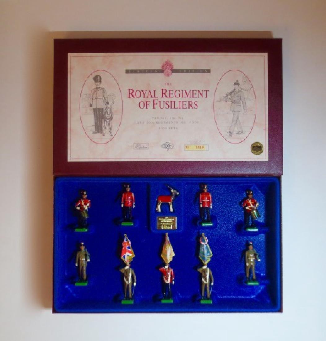 Britains Royal Regiment of Fusiliers Set #5193