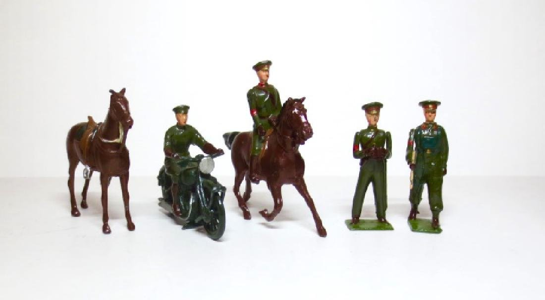 Britains Army Active Service Order Set #1907