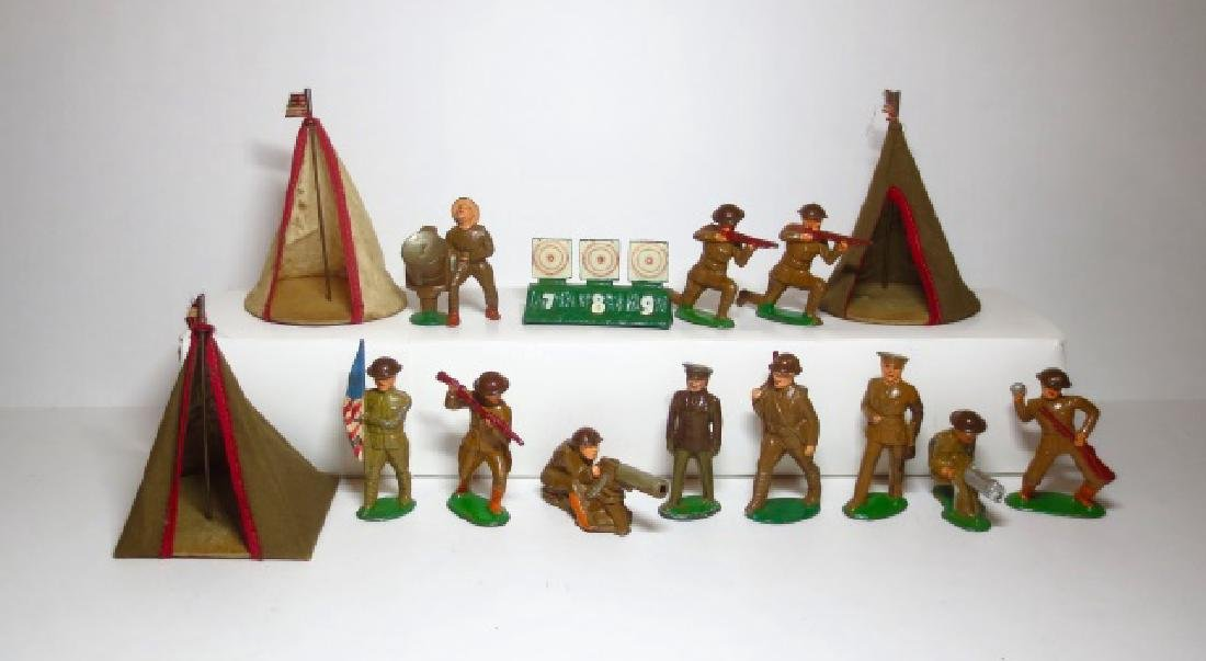 Dimestore Assortment with Tents