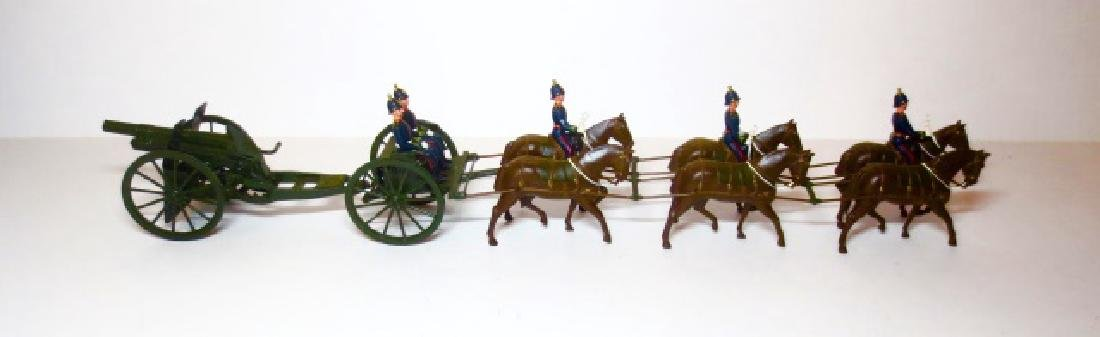 Britains Royal Field Artillery Set #144
