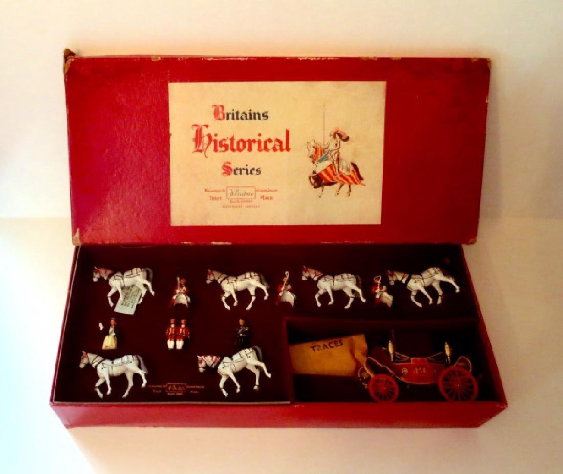 Britains Royal State Landau Set #2094