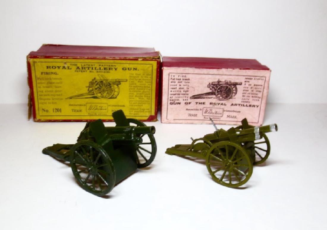 Britains Royal Artillery Guns