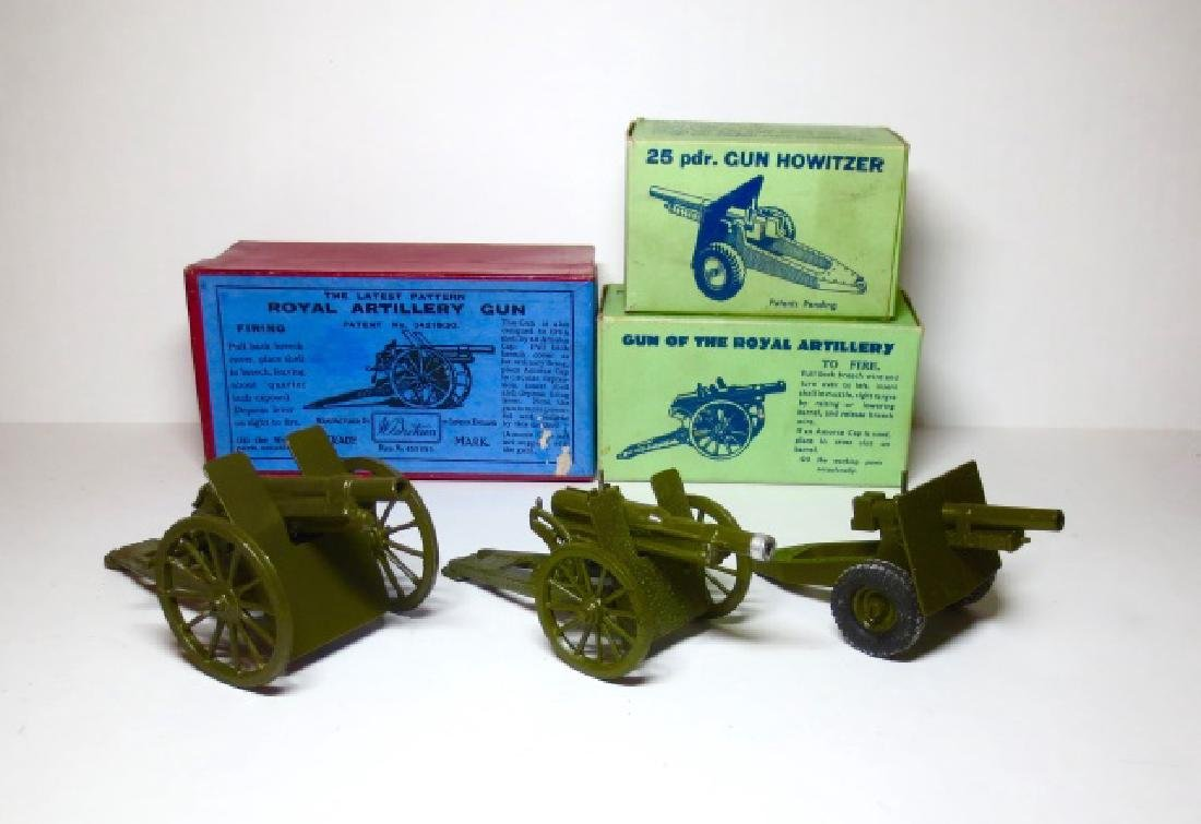 Britains Artillery Assortment