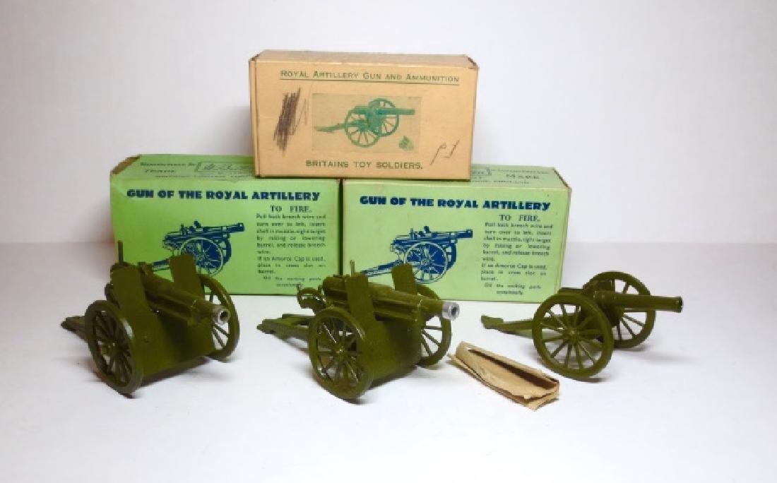 Britains Artillery Assortment