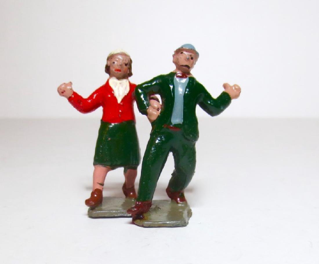 Britains Rare Lambeth Walk Dancing Couple
